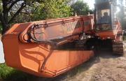 Продаем гусеничный экскаватор FIAT-HITACHI EX 455LC,  2, 26 м3,  2000 г.в.