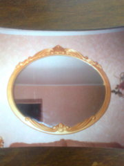 Зеркала на заказ в раме настенные