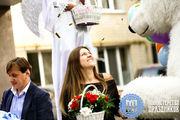 Встреча малыша из роддома - первый праздник молодой семьи в Одессе