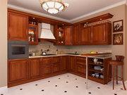 Мебель для кухни деревянная
