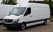 СТО по ремонту микроавтобусов Mercedes-Benz и  Volkswagen