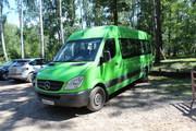 тех.обслуживание и ремонт микроавтобусов Мерседес и Волксваген