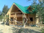 Строительство деревянных домов в Одессе. Купить сруб в Одессе.