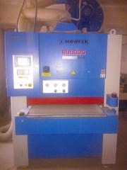 Калибровально-шлифовальный станок Buldog Brisk