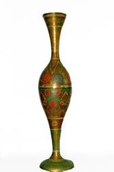 Продам бронзовую вазу пр-во Индии,  1970-80г,  высота 39 см.