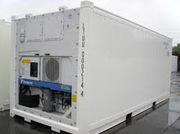 Рефрижераторный контейнер с обогревом 20 футов б/у рефконтейнер