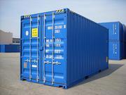 Морской контейнер 20 фут металлический б/у