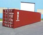 Морской контейнер металлический 40 фут б/у