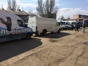 ремонт Мерседес микроавтобусов Одесса