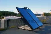 Солнечный коллектор от производителя для ГВС и отопления