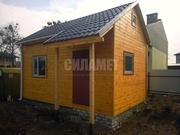 Лофт-домик,  дом дачный каркасный