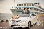 Прокат авто на свадьбу  от «Luxury Wedding»