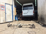 Профессионалы по ремонту Mercedes и микроавтобусов Фольксваген.