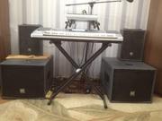 Продаётся активная акустическая система HK Audio Premium PR:O 15