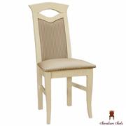 Красивые стулья из дерева,  Стул Милан