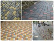 Тротуарная плитка «Старый город» 40 мм от 105 грн. соб. производство