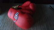 Продам боксёрские перчатки Виталия Кличко с автографом