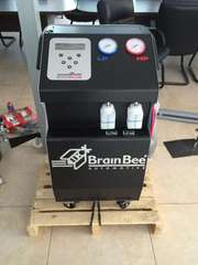 Заправка кондиционеров BRAIN BEE 6000 PLUS (Италия)