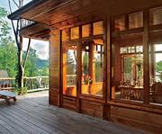 Купить сруб Строительство готовых срубов деревянных домов