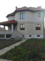 Новый дом под отделочные работы п. Лески,  Коминтерновский рн