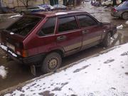 Продам ВАЗ-21093,  год выпуска - 1991