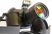 Продам цифровой зеркальный фотоаппарат «Olympus Е-20».
