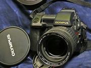 Фотоаппарат «Olympus Е-20» под ремонт/восстановление.