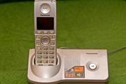 Радиотелефон «Panasonic  KX-TG7107UA» в хорошем состоянии.  Без АКБ