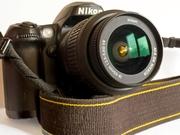 Продам профессиональную зеркалку «Nikon D100» в превосходном состоянии