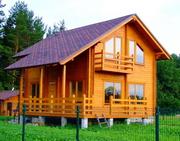 Деревянные дома из сруба Купить