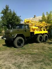 Буровая установка УГБ -1 ВС на базе Газ 66