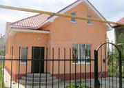 Новый,  современный дом в с. Фонтанка
