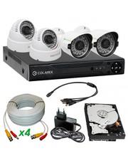 Комплект видеонаблюдения купить.  Система удаленного наблюдения.