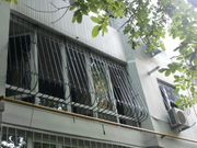Защитные решетки на окна и балконы,  изготовление и монтаж,  декоративна