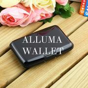 Алюминиевый кошелёк Alluma wallet
