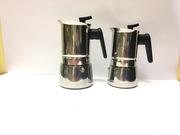 Гейзерна кавоварка Pedrini Метал 240 мл Індукція (02CF038)