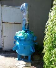 Продам реактор 0.6м3 синяя эмаль