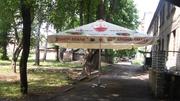 Зонты для отдыха,  торговли и кафе .