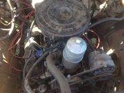 Двигатель  Газ 53 с коробкой в сборе