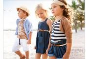 Купить детскую одежду и обувь оптом. Сток оптом.
