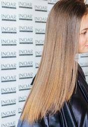Выпрямление волос с кератином Inoar G-hair