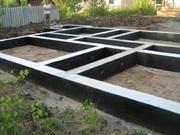 Ленточный фундамент в Одессе