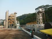 Асфальтовый завод,  АБЗ,  LB 4000 (320 тонн)