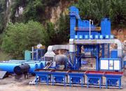 Полу-мобильный Асфальтовый завод YQLB 750 ( 60 тонн)