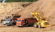 продам сеяный среднезернистый песок недорого опт цена