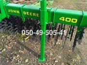 9 метрова ротаційна борона мотига John Deere  б/у купити