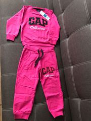 Продам спортивные  костюмы GAP для  девочек  теплые,