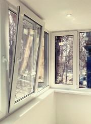 Изготовление и ремонт металлопластиковых окон,  дверей