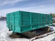 Кузов зерновоз для грузовика Маз или Краз   для перевозки зерна