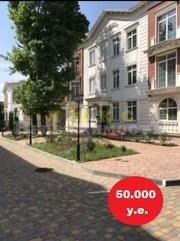 Продам двухкомнатную квартиру в клубном доме ул. Львовская